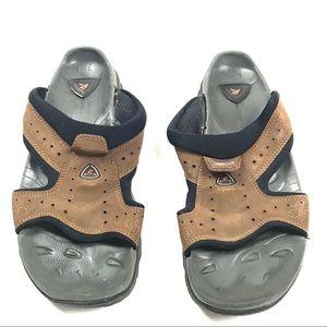 🌵 Ecco 43 Receptor Slip On Sandals Flip Flops